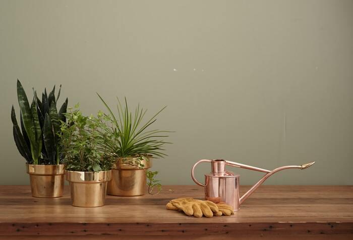 ラック、物置き…どれにする?お庭づくりを楽しむ「ガーデニング収納」アイテム