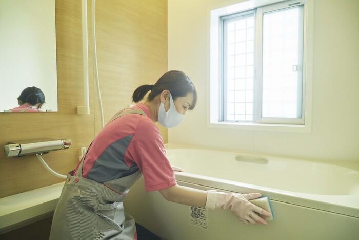お掃除下手でも大丈夫。快適を保つ、水まわり掃除のコツ