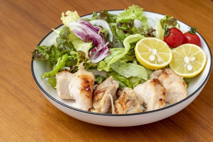 栄養満点♪ヘルシーでバランスが良い『鶏肉』部位別レシピ
