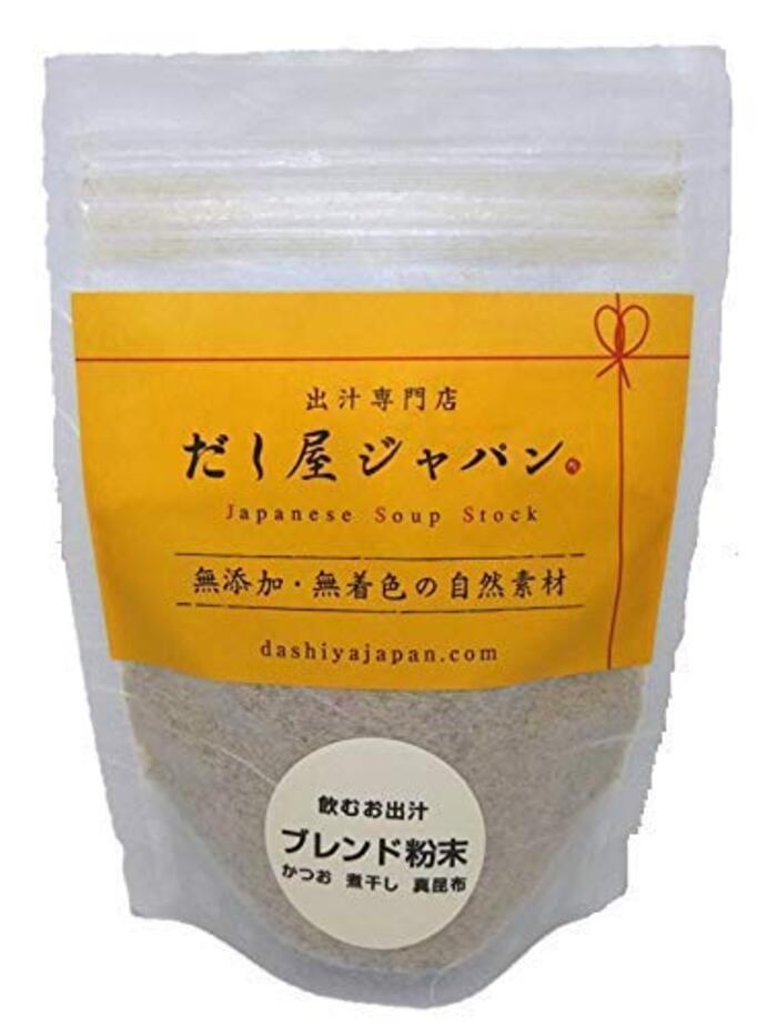 だし屋ジャパン 飲むお出汁  国産 (60g/スタンドパック)