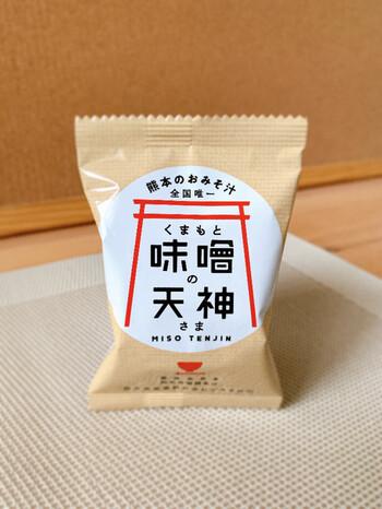 熊本には日本で唯一、お味噌にご利益のある神社があります。そんな熊本のお味噌は甘みが強く、まろやかな味わいが特徴です。