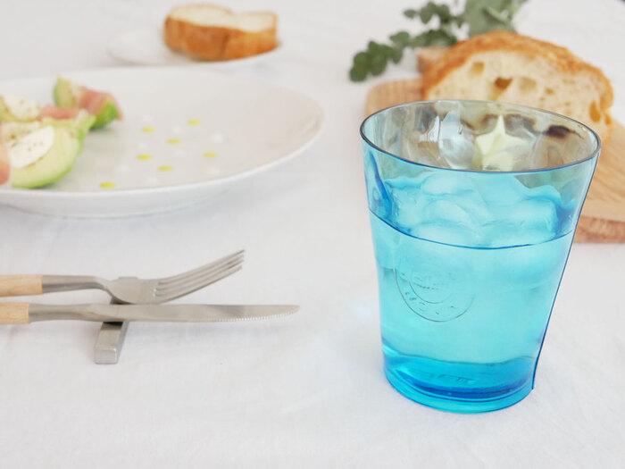 夏用に新しく迎えたい。涼しげな「青色」を基調とした日用雑貨集