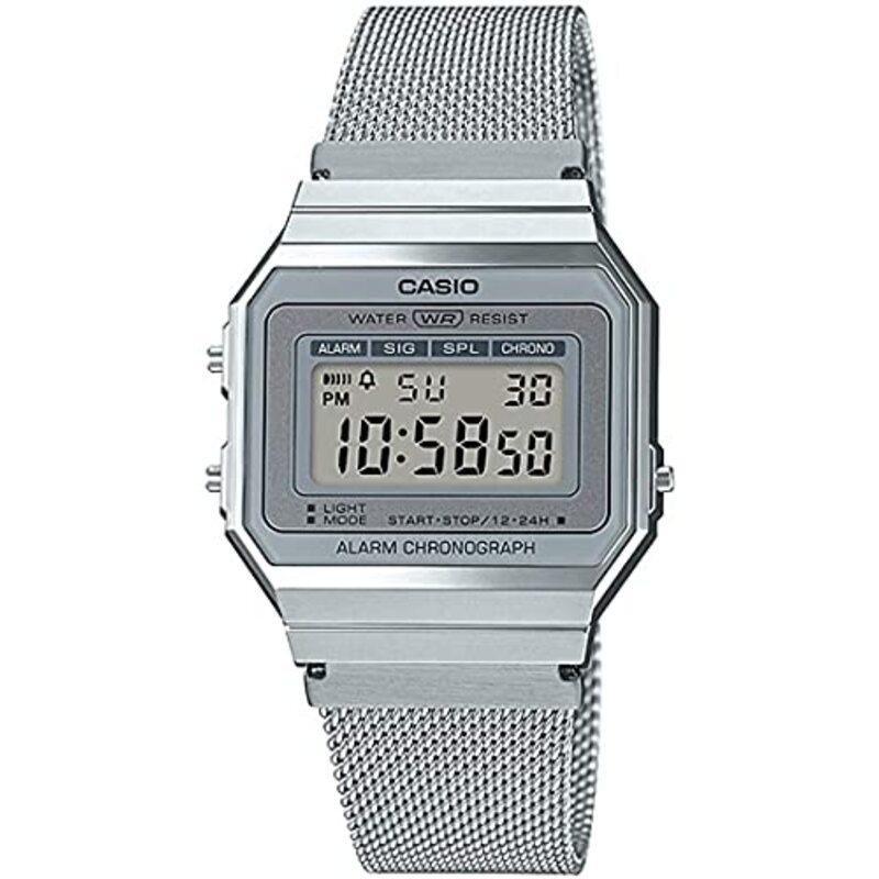 カシオ スタンダード A700WM-7A 腕時計 メンズ レディース キッズ 子供 男の子 女の子 チープカシオ[並行輸入品]