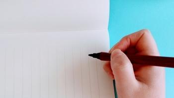 元来縦書き文化だった日本。最近は横書きの手紙も多く使われていますが、目上の方に送る場合や、改まった手紙やお礼状などはやはり縦書きにすると良いでしょう。