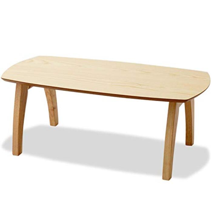 エムール 折りたたみテーブル 樽型 バレル 幅90cm