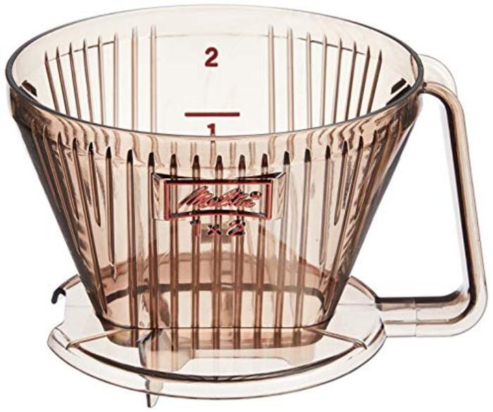 メリタ Melitta コーヒー ドリッパー アロマフィルターシリーズ AF-M1×2
