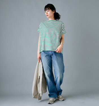 こだわりのジーンズを自分らしく。大人の女性におすすめな「デニムブランド」