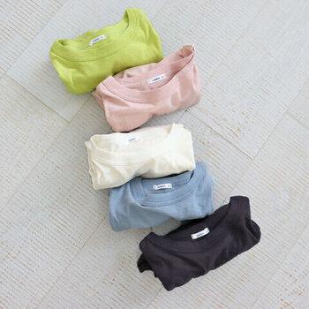 """""""着心地らくちん""""は当たり前。「技ありTシャツ」集めました"""