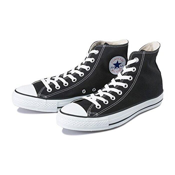 [コンバース] オールスター ハイ ALL STAR HI ブラック 24.5cm