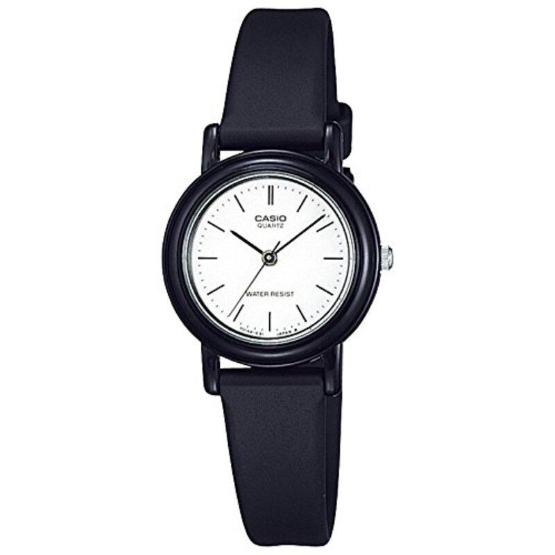 [カシオ] 腕時計 スタンダード STANDARD LQ-139BMV-7ELJF ブラック