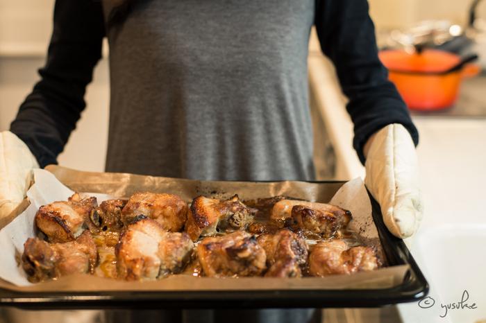 豪快でジューシー!鶏・豚・牛・ラム「骨付き肉」のおすすめレシピ