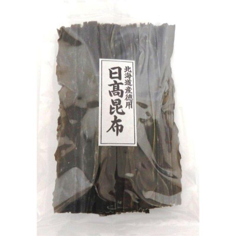 北海道産徳用日高昆布 内容量100g