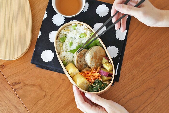 あなたのお弁当作りをお助け!隙間を埋める「彩りおかず」のレシピ帖