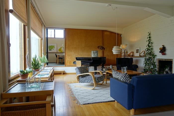 建築好きの心くすぐる*本を通して「建築家の自邸」のこだわり拝見