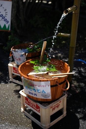 夏の風物詩!「ところてん」の健康効果&おすすめの食べ方