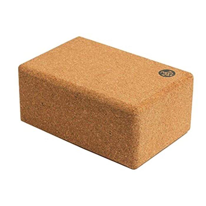 マンドゥカ(Manduka) コルクブロック ヨガグッズ 453012 日本正規品 / ブラウン(ブラウン) Fサイズ