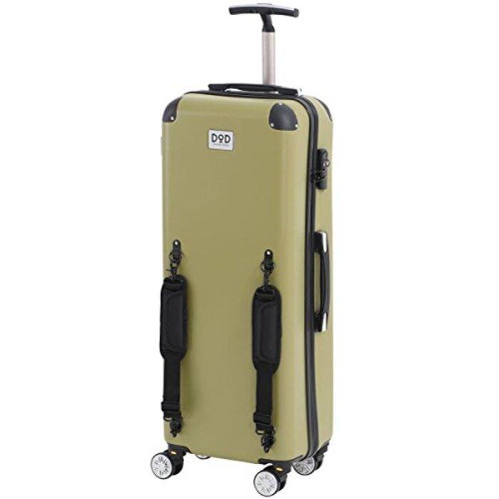 DOD(ディーオーディー) キャンパーノ・コロコーロ キャンパーのための防水スーツケース