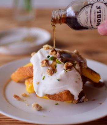 実は保存が出来るフレンチトースト。基本の作り方とアレンジレシピ♪