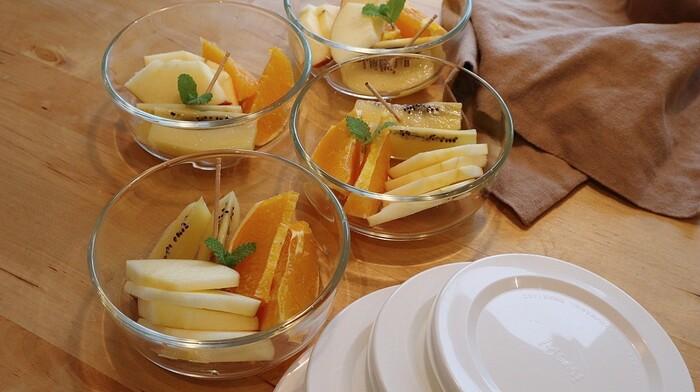旬の果物をもっと美味しく。夏~秋フルーツの《基本の切り方&レシピ》