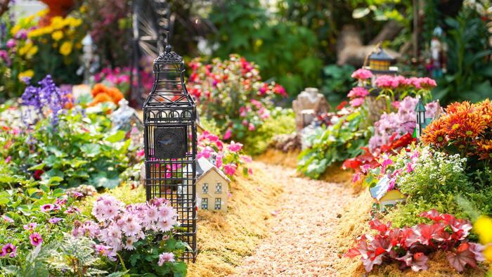そこは、私だけの小さな世界。素敵な「庭本」15選