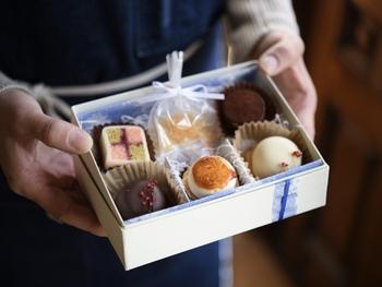 プレゼント用におすすめ!通販できる可愛い焼き菓子屋さん&お取り寄せ