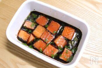 コクとまろやかさが倍増!お刺身の「漬け」作り方と人気レシピ
