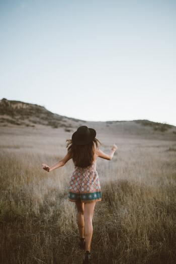 お散歩で身体が温まると、新鮮な空気が全身に送られて疲れにくい身体に。疲れにくくなれば、毎日を健康に快適に過ごせそうですよね。