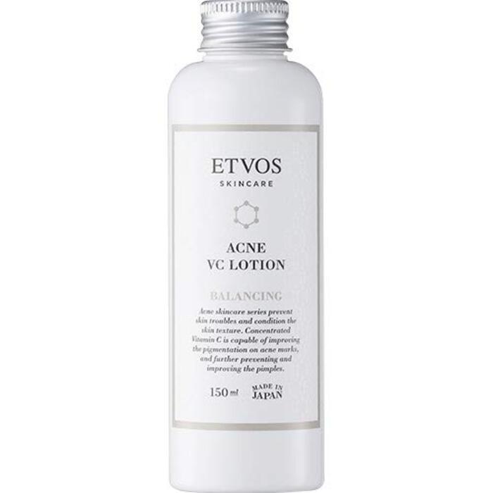ETVOS 医薬部外品 ニキビ用化粧水 薬用 アクネVCローションⅠ 150ml ビタミンC誘導体 VCエチル 大人ニキビ 美白