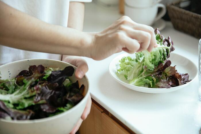 """食卓の物足りなさは""""緑""""かも。「緑のおかず」レパートリー55選"""