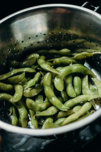 ずんだ好きさん必見!「枝豆」で作る夏のおやつレシピ