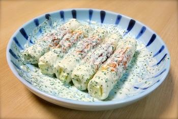 お弁当の黄金コンビ【ちくわ×きゅうり】のおいしいレシピ&切り方集