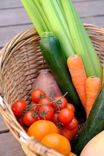 季節の変わり目に取り入れたい*心と体を整える食材3種&おすすめレシピ11選