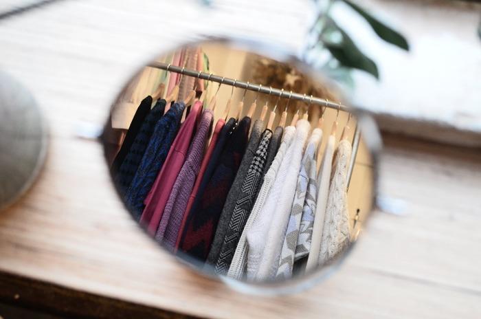 わたしに似合う、新鮮な服だけが並ぶ!「シンプルクローゼット」の秘訣