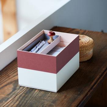 大成紙器製作所は、紙の道具「紙器具(しきぐ)」を提案するブランド。さまざまな紙製アイテムを展開しています。