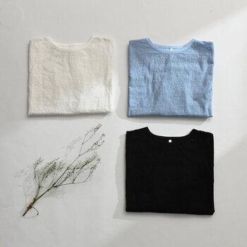 ベーシックかつ上質なアイテムなら、流行にかかわらず長く着られるもの。たくさん服を買ってもすぐ流行おくれになってしまう…という人は、「流行りのアイテムは一期につき○着まで」など自分の中でルールを決めるのもおすすめです。