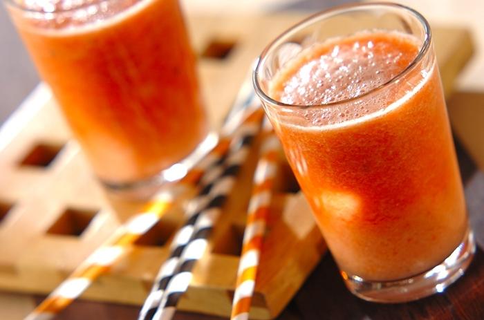 お野菜が苦手な方には絶対おすすめのこのレシピ!カルピスは乳酸菌飲料でもあるので、お腹の調子も整えてくれそうですね。
