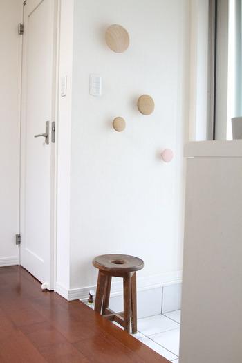 おしゃれで気持ちいい*「玄関インテリア」の整え方アイデア