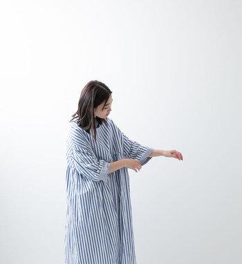 季節の変わり目に大活躍!「七分袖」おすすめアイテム&コーデ集