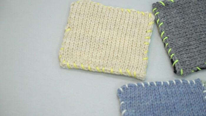 【ときめきレッスンvol.7】棒針編みの基本~メリヤス編みの編み方~