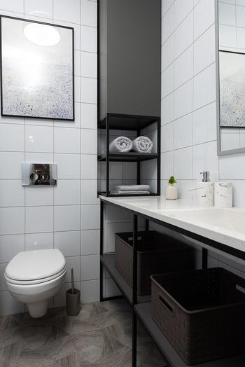 トイレの生活感を隠す。素敵なアイデアと便利グッズ