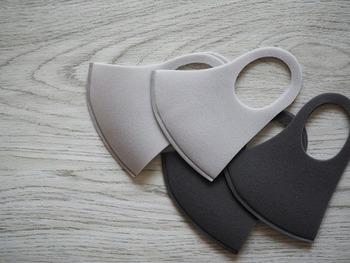 3COINSのマスクも人気アイテムのひとつ。4枚入りで、子供用から大人用のサイズまで揃っています。ひんやりとする冷感洗えるマスクやメイクが付きにくい立体型など、いろんなタイプから選べるのもうれしいですね。