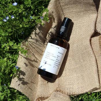100%天然のエッセンシャルオイルをブレンドしたシテのアロマミストは、シトラスをベースに甘い花の香りをプラスして爽やかながらもリラックスできる使い心地です。天然発酵成分により除菌効果も◎