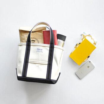 キナリノの大定番【キャンバストートバッグ】おすすめブランド7選