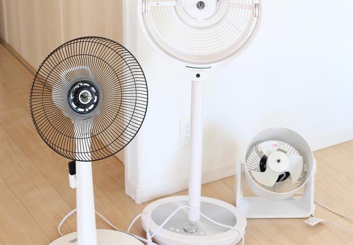 季節の変わり目に「夏家電」のお手入れ・便利グッズ