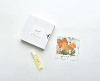 MY FLOW オイルフレグランス3,080円(税込)