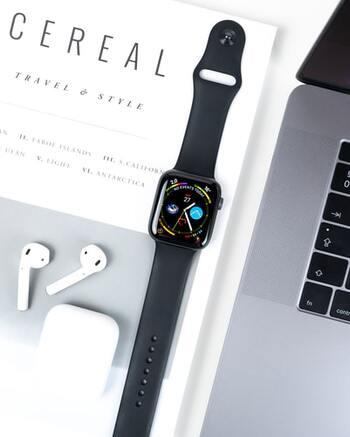 お洒落でかわいく自分好みに。おすすめの『Apple Watchバンド』18選