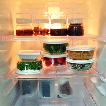 食材管理はかしこく、見やすく。「冷蔵庫収納」便利グッズ&活用術