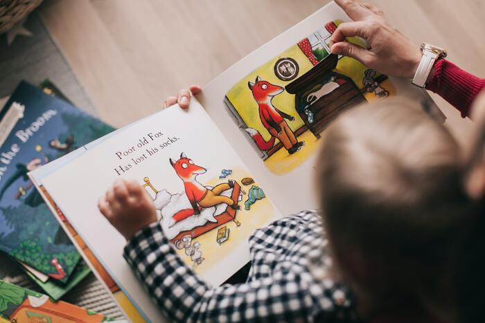 読み聞かせの時間が楽しい!大人も元気をもらえる絵本