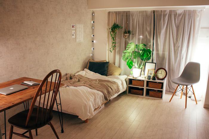 お部屋をリラックスできる空間に。「間接照明」のすすめ