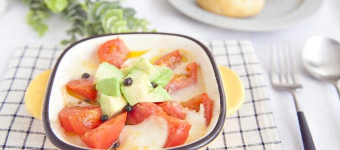 温かいサラダは体を冷やさず、脂肪燃焼のサポートにも。切って焼くだけの簡単レシピは朝食にぴったり。アボカドとの合わせ技でうっかり太りを回避しましょう。